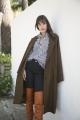 Le Gang - Isabel Marant Etoile  - Manteau Cody - photo produit non porté