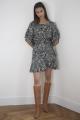 Le Gang - Isabel Marant Etoile  - Robe Délice - photo produit porté de face