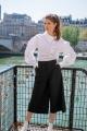 Le Gang - Vivetta Ponti - Blouse White - photo produit non porté