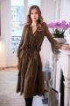 Le Gang - Ulla Johnson - Robe Lotte - photo produit porté de dos
