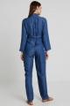 Le Gang - Pietro Bunelli - Combinaison Bleu - photo produit porté de dos