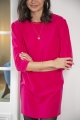 Le Gang - Pinko - Robe Laguna - photo produit porté de dos