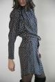 Le Gang - JOIE - Robe MYUNE - photo produit porté de dos