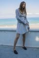 Le Gang - Isabel Marant - Robe Maca - photo produit porté de face