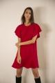 Le Gang - RED Valentino - Robe Bianca - photo produit porté de face