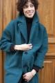 Le Gang - Idano - Manteau Haricot Pinede - photo produit non porté