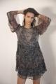 Le Gang - IRO - Robe Trillie - photo produit porté de dos