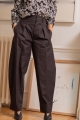 Le Gang - Céline - Pantalon Phoebe - photo produit porté de dos