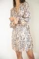 Le Gang - Twenty Easy - Robe Maria - photo produit porté de face