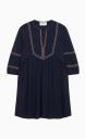 Le Gang - Ba&sh - Robe Cale Marine - photo produit non porté