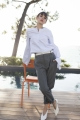 Le Gang - Isabel Marant Etoile  - Pantalon Noah  - photo produit non porté