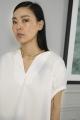 Le Gang - Toteme - Top Toteme blanc - photo produit porté de dos