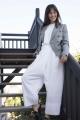 Le Gang - Stella McCartney - Blazer Tweed - photo produit porté de face
