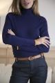 Le Gang - Calvin Klein - Pull Navy - photo produit porté de dos