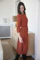 Le Gang - Vanessa Seward - Robe Amérique - photo produit porté de profil