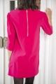 Le Gang - Pinko - Robe Laguna - photo produit porté de profil