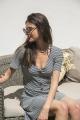 Le Gang - Reformation - Robe Mini Stripe - photo produit porté de face