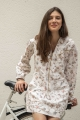 Le Gang - Isabel Marant - Robe Zip - photo produit porté de face