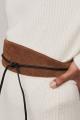 Le Gang - Maje - Jupe jessy - photo produit porté de dos