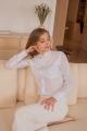 Le Gang - Isabel Marant - Chemise White - photo produit porté de dos