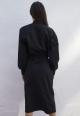 Le Gang - Lemaire - Robe Edna  - photo produit porté de dos