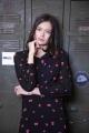 Le Gang - Claudie Pierlot - Robe RIPIENO fleurie - photo produit porté de face