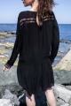 Le Gang - Ba&sh - Robe Joli - photo produit porté de dos