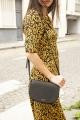 Le Gang - Kate Spade - Sac Reiley Black - photo produit porté de face