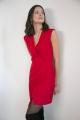 Le Gang - Tara Jarmon - Robe Rosie - photo produit porté de dos