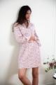 Le Gang - Ba&sh - Robe Sarah Ecru - photo produit porté de dos