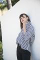 Le Gang - Céline - Chemise coton rayures  - photo produit non porté