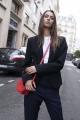Le Gang - Stella McCartney - Veste Markus - photo produit porté de face