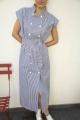 Le Gang - Carolina Ritzler - Robe Helene - photo produit porté de dos