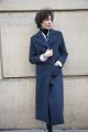 Le Gang - Merci - Manteau Margo - photo produit porté de dos
