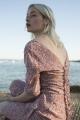Le Gang - Isabel Marant - Robe Arodie - photo produit porté de dos