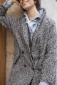 Le Gang - OPDV - Manteau Kentucky - photo produit porté de dos