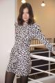 Le Gang - Rixo - Robe Gianna - photo produit porté de dos
