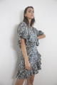 Le Gang - Isabel Marant Etoile  - Robe Délice - photo produit porté de dos