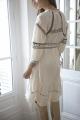 Le Gang - Ba&sh - Robe Patty - photo produit porté de profil