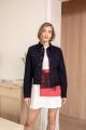 Le Gang - Calvin Klein - Veste Denim - photo produit porté de profil