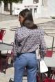 Le Gang - Isabel Marant Etoile  - Chemise Mexika - photo produit porté de face