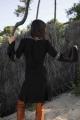 Le Gang - Michael Kors - Robe Donna - photo produit porté de dos