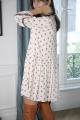 Le Gang - Ba&sh - Robe Tess - photo produit porté de profil