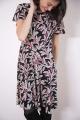 Le Gang - Isabel Marant - Robe Lexia - photo produit porté de dos