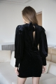 Le Gang - REBECCA MINKOFF - Robe Gwen - photo produit porté de profil