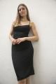 Le Gang - Reformation - Robe Isabel - photo produit porté de face