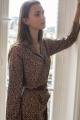 Le Gang - Compania Fantastica - Robe Maud - photo produit porté de profil