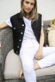Le Gang - Maje - Veste Denim Jacket - photo produit non porté