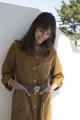 Le Gang - Demi-luxe Beams  - Robe Bronze - photo produit porté de face