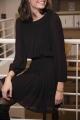 Le Gang - Isabel Marant Etoile  - Robe Karla - photo produit porté de face